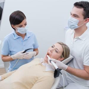 Laser für gesunde Zähne